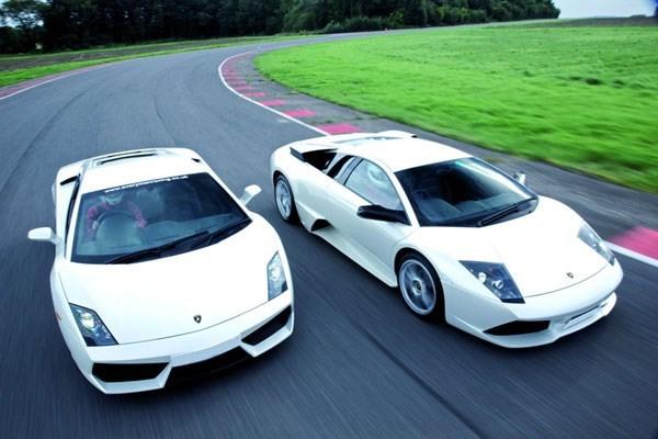 Ultimate Lamborghini Driving Thrill With Passenger Ride
