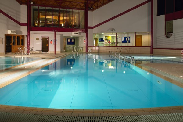 Health Club Pass For Two At Waltham Abbey Marriott Hotel