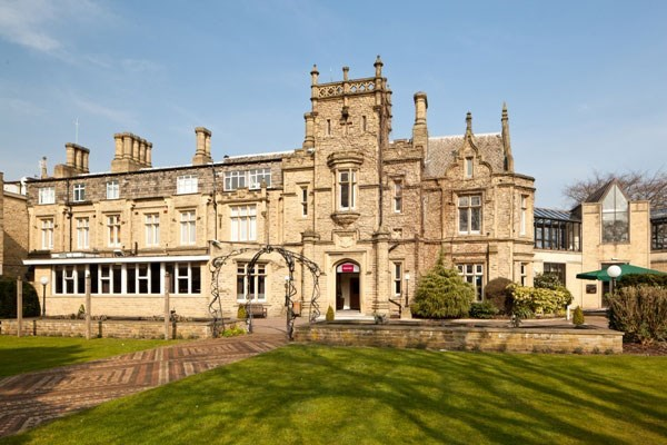 One Night Spa Break For Two At Hallmark Hotel Gloucester