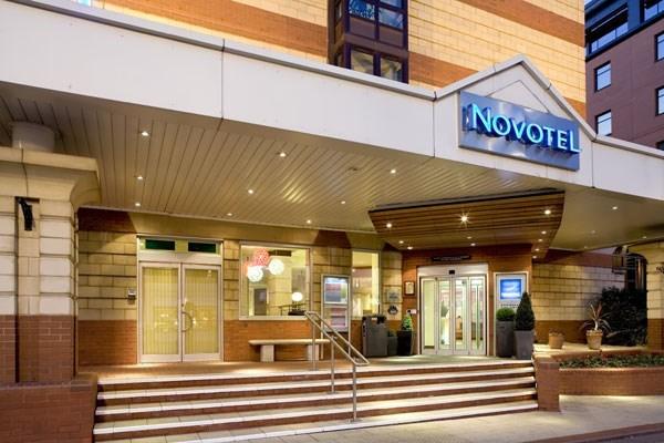 One Night Family Break At Novotel Birmingham Airport