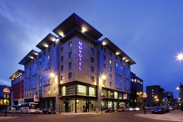 Two Night Family Break At Novotel Birmingham Centre