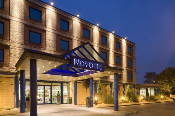 Overnight Escape For Two At Novotel London Greenwich