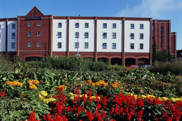 Overnight Escape For Two At Novotel Glasgow Centre