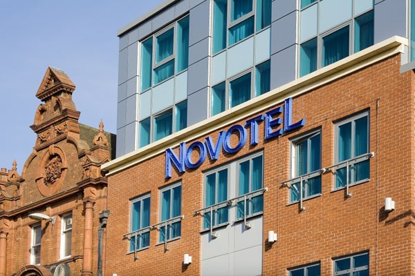 Overnight Escape For Two At Novotel Nottingham