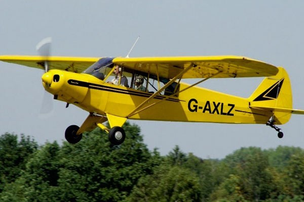 20 Minute Tiger Moth Flight