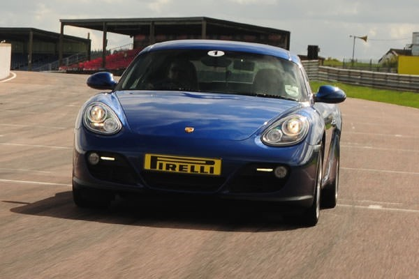 Click to view details and reviews for Porsche Cayman Driving Thrill At Thruxton.