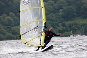 Click to view product details and reviews for Windsurfing Taster Session For Two In Gwynedd.