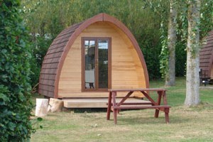 Two Night Glamping Break At Barnsoul Camping