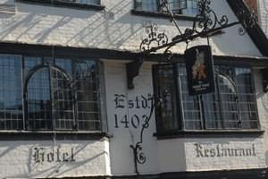 One Night Hotel Break At The Falstaff
