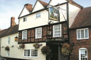 Two Night Break With Dinner At The White Hart Hotel
