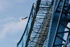 Transporter Bridge Bungee Jump