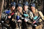 Family Paintballing Experience